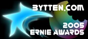 The Bytten 2005 Ernie Awards