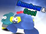 Everybody's two favourite Shmumps, Dumbow & Cool.