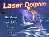 It's Laser Dolphin!