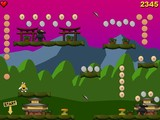One of the Japan levels - Watch out for those ninja!