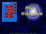 Welcome to Pax Solaris!
