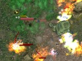 A melee power-up explodes outwards, damaging all monsters in the vicinity.