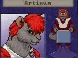 Artinum, the reviewer's character